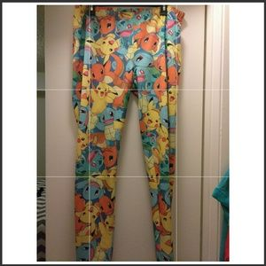 Pants - ❕Women's Pokemon Leggings!